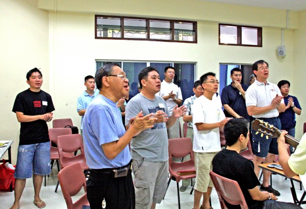 090704 Mens Group 1st Mtg (14)