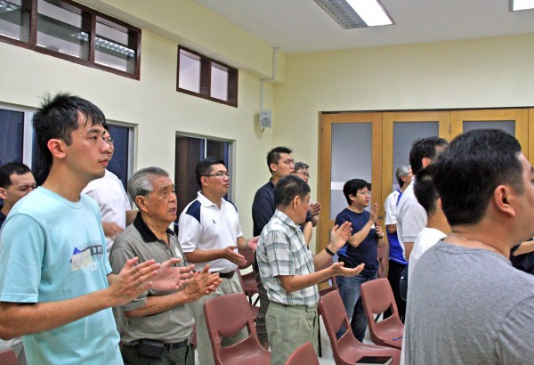 090704 Mens Group 1st Mtg (17)