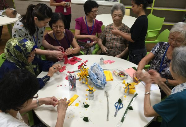 2016-10-03 -Flower Making
