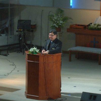 Rev Melvin Huang 14 Apr 2017
