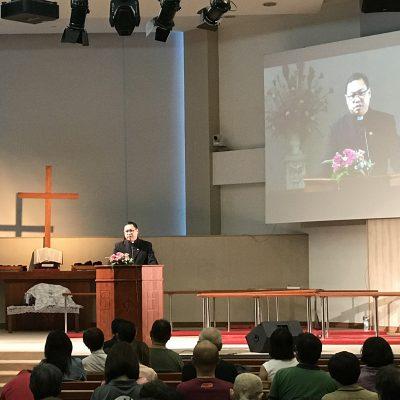 Rev Dr Chiang 7 May 2017