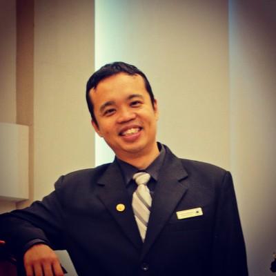 Pastor Adrian Ng