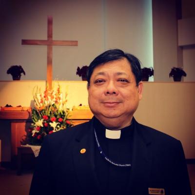 Rev Melvin Huang square