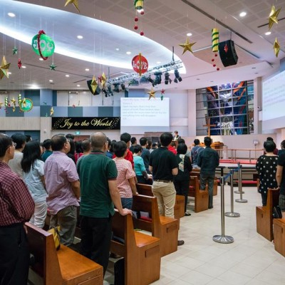 Worship at amkmc dec 2015